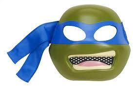 Leonardo Ninja Turtle Halloween Costume Masker Teenage Mutant Ninja Turtles Deluxe Leonardo Dreamland