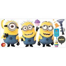 Despicable Me Decorations Despicable Me Wall Stickers Ebay