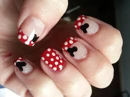 simple disney nails redditlaqueristas cute easy nail designs