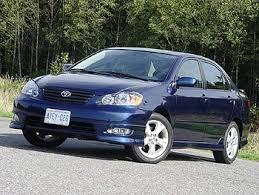 toyota corolla 2005 xrs test drive 2005 toyota corolla xrs autos ca
