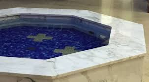 baptismal pools baptismal fonts gallery water structures