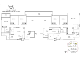 7 Bedroom Floor Plans Penthouse 7 Bed A Treasure Trove