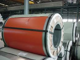 special color coated prepainting steel coil with excellent anti