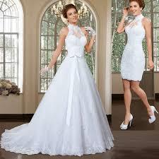 high neck halter wedding dress high quality high neck halter wedding dress buy cheap high neck