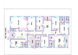 Walmart Floor Plan How To Draw A Floor Plan In Simple Steps Be Inspired Sippdrawing