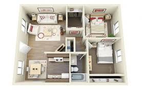 chambre 3d en ligne 50 plans 3d dappartement avec 2 chambres élégant plan 3d maison en