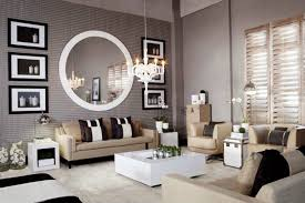 livingroom mirrors 8 ideas to use a mirror in a large living room