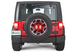 jeep back lights alpine hce tcam1 wra t cam spare tire rear view camera u0026 light