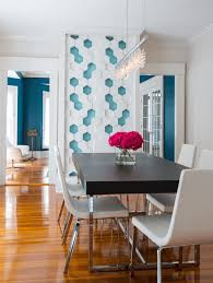 cool dining room feature wall scenic ideas to showcase your style