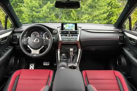 lexus lf nx interior lexus nx crossover previewed for beijing automobile magazine