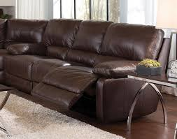Top Grain Leather Sofa Recliner Top Grain Leather Furniture Contemporary Gorgeous Sofa Recliner