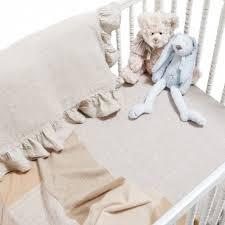 pom organic crib bedding