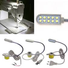 led gooseneck machine light led gooseneck l sewing machine light working ls magnetic