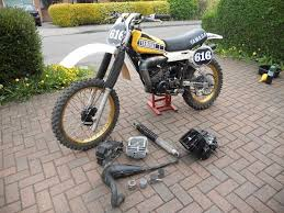 yz125 1979 race build old moto motocross forums