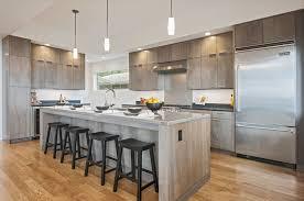 birch kitchen island kitchen island overlay birch stained custom gray modern
