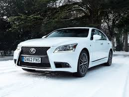 lexus sports car uk lexus ls 460 f sport uk spec u00272012 u201317