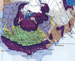 Map Legend Symbols Structural Geology Lab Map Reading