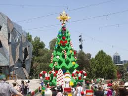 Christmas Trees And Decorations Melbourne by How Melbourne Does Christmas Decorations
