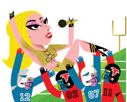 lady gaga u0027s halftime show just how political can she get during