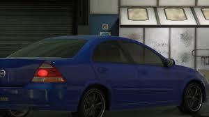 nissan sunny 2005 grand theft auto v nissan sunny 2011 blue in auto service youtube