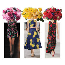 floral prints rule spring runways wsj