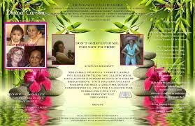 custom funeral programs custom funeral programs yelp