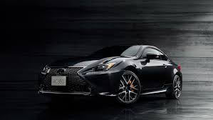 lexus sport 2017 black 2017 lexus rc 350 f sport prime black wallpaper hd car wallpapers