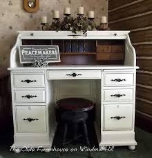 Roll Top Desk Oak Best 25 Rolltop Desk Ideas On Pinterest Desk Makeover Diy Desk