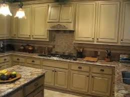 How To Faux Paint Kitchen Cabinets Kitchen Cabinets Before U0026 After Hannon Designs Youtube