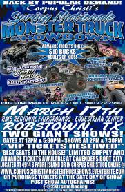monster truck show ticket prices corpus christi spring nationals monster truck showdown krys fm