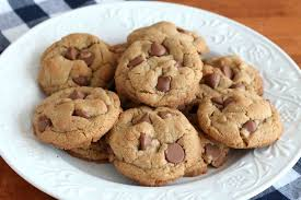 Brown Rice Flower - perfect gluten free chocolate chip cookies the daring gourmet