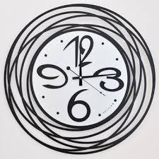 black wrought iron table clock cheap wrought iron wall clock black find wrought iron wall clock