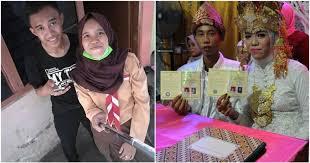 Cerita Anak Smp Yang Hamil Diluar Nikah Heboh Pasangan Remaja Baru Usia 15 Tahun Sudah Menikah