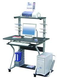 Movable Computer Desk Computer And Laptop Carts Rolling Laptop Desk Organize It