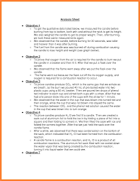 lab report template 9 chemistry lab report exle marital settlements information
