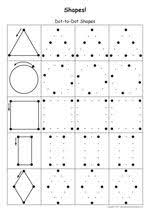 shapes u0026 colors printable worksheet worksheets shape and preschool