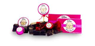 recuerdos para baby shower personalizados en chocolate guayaquil