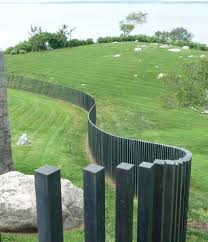 Modern Fence by Fences Modern Fence Design Gates Trellis Modern Fence Modern Fence