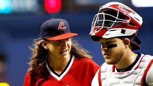 mike clevinger indians shut out rays mlb com