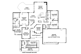 100 tuscan style floor plans spanish house plans