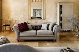 canapé style cagne chic bien choisir canapé en fonction du style de sa décoration