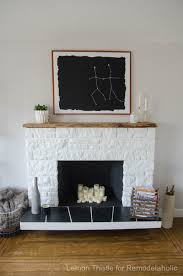 creative how to update a fireplace home design popular simple on