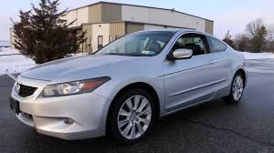 2008 honda accord ex l coupe 2008 honda accord exl coupe for sale leather moon roof heated