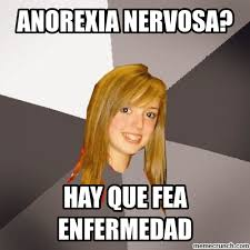 Eating Disorder Meme - anorexia meme 28 images the gallery for gt anorexic meme the