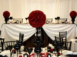 black and white wedding decorations sdfsd weddings the big day
