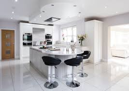 grey kitchen floor ideas contemporary white kitchen with gray tile floors best solutions of