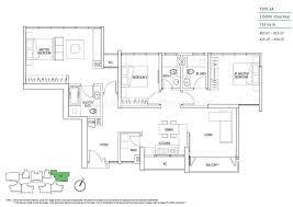 Bugis Junction Floor Plan Kallang Riverside Showflat Call Showflat Hotline 6100 8935