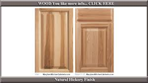 Kitchen Cabinet Door Finishes 512 Hickory Cabinet Door Styles And Finishes Maryland