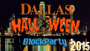 party city halloween 2015 dallas halloween block party 2015 youtube