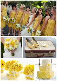 stunning winter wedding ideas this time with yellow theme